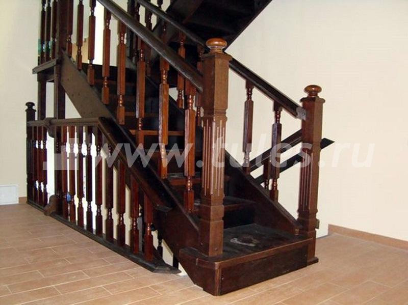 Лестницы в Самаре – заказать деревянную лестницу